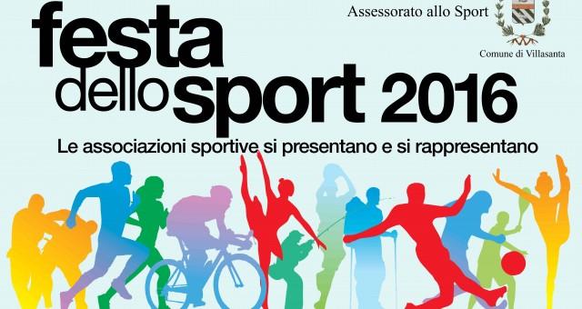 Festa dello Sport 4 Settembre