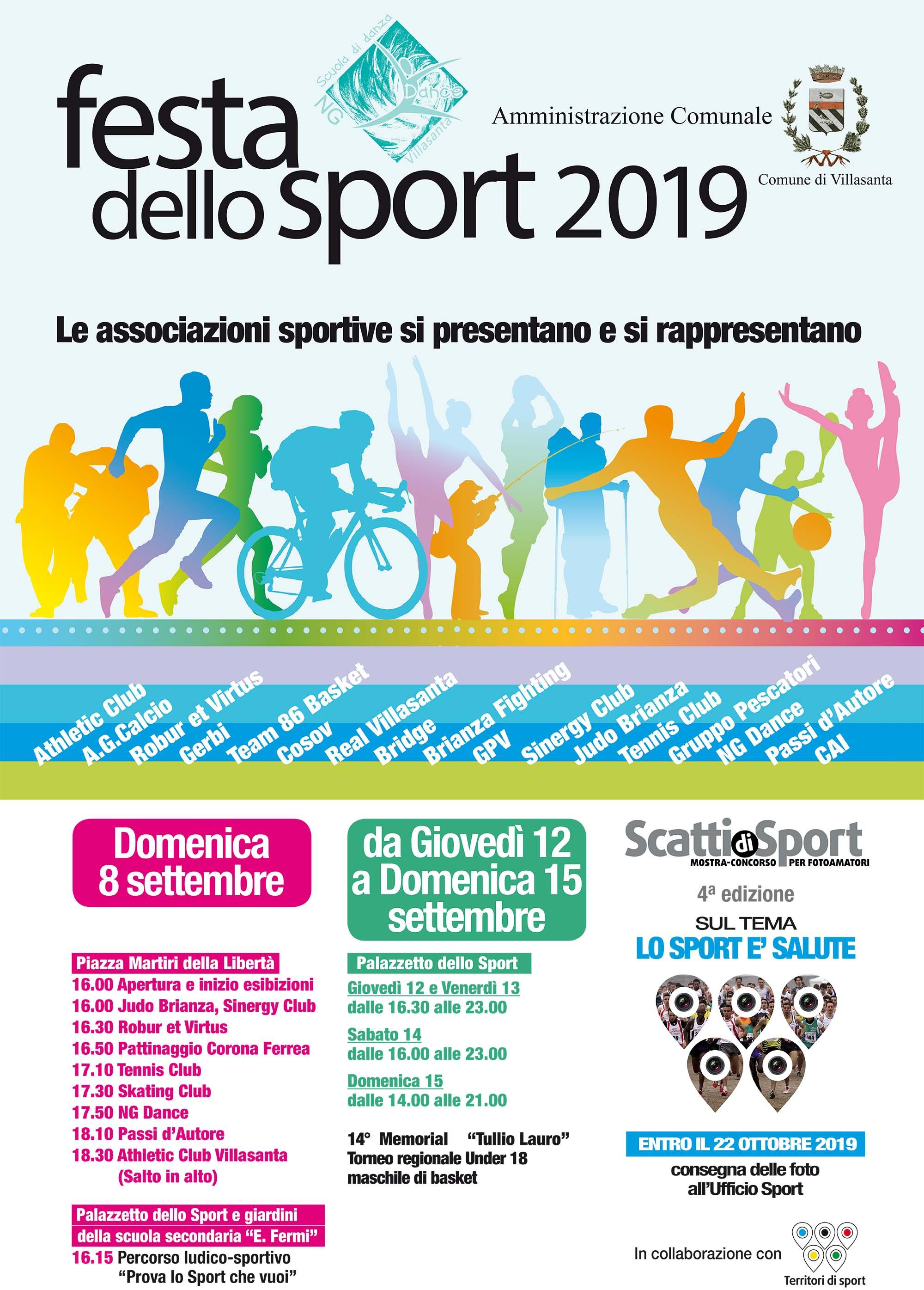 Festa dello sport 2019 ngdance